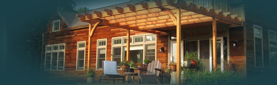Decks, Pergolas, Exterior Improvements