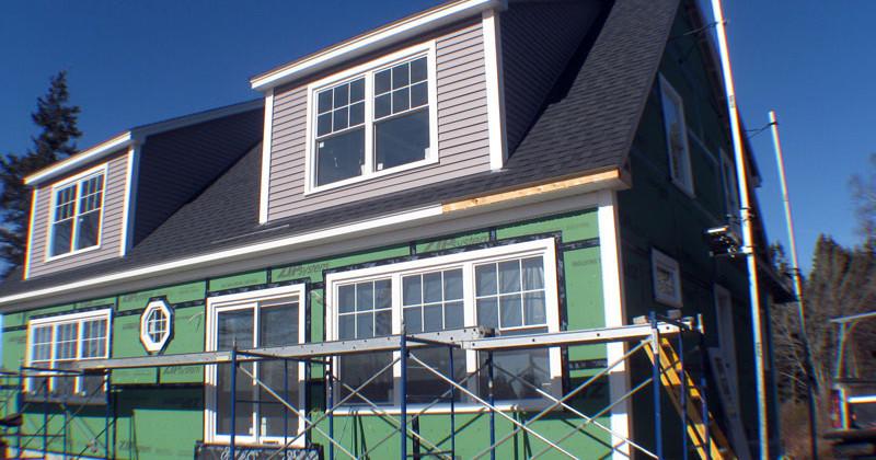 New Custom Home Construction