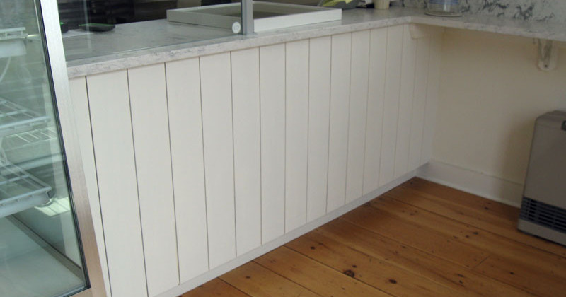New Counter Commercial Renovation