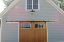 New Construction Garage in Tenants Harbor, ME