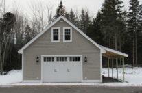 New Custom Garage in St. George