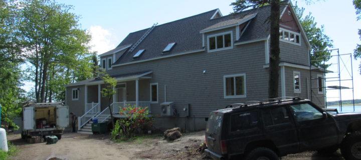 Complete Home Renovation-Coastal Maine